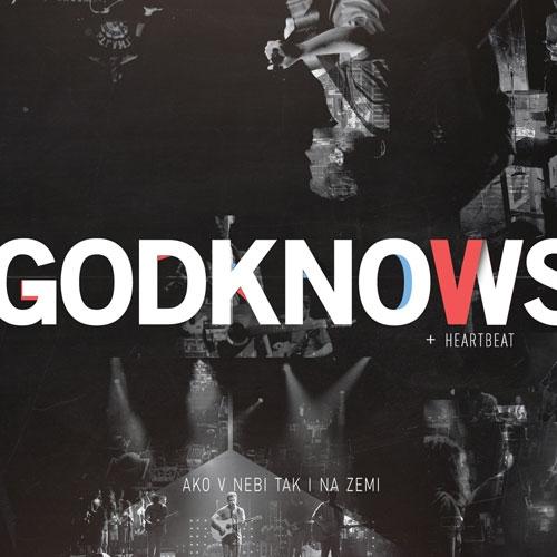 GodKnows CD - Ako v nebi tak i na zemi