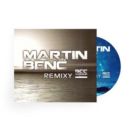 NOVÁ DNA –Martin Benč a BCC worship