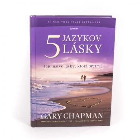 5 JAZYKOV LÁSKY – Garry Chapman