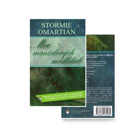 MOC MANŽELOVÝCH MODLITIEB – Stormie Omartian