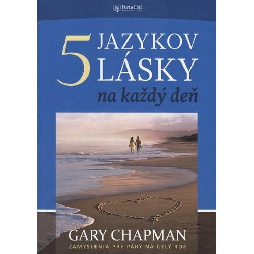 5 JAZYKOV LÁSKY NA KAŽDÝ DEŇ – Garry Chapman