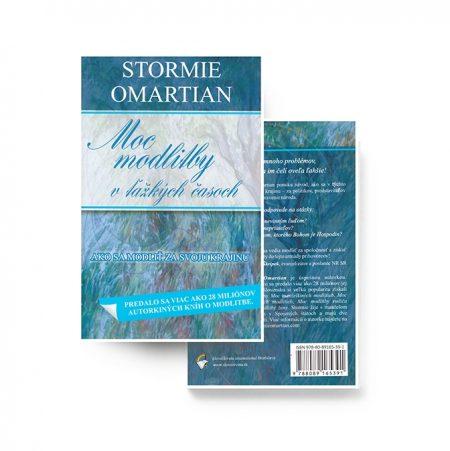 MOC MODLITBY V ŤAŽKÝCH ČASOCH – Stormie Omartian