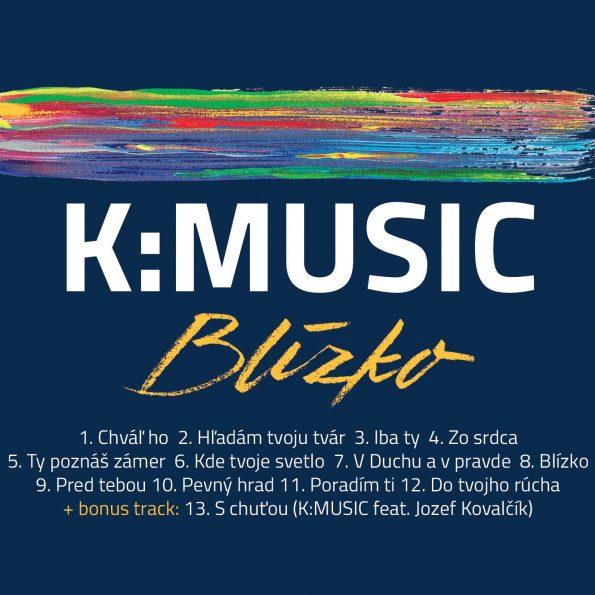 BLÍZKO – K:MUSIC